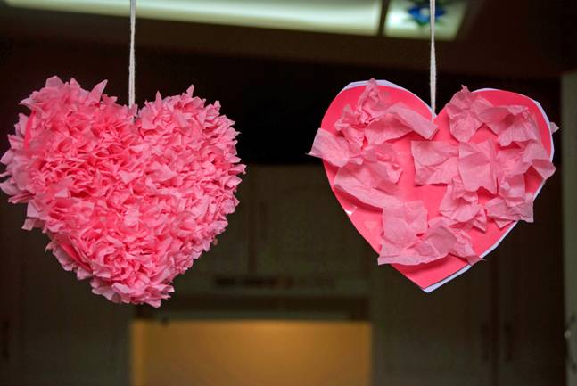 A celebrar san valent n con los nenes blog de los nenes for Decoracion de puertas de san valentin