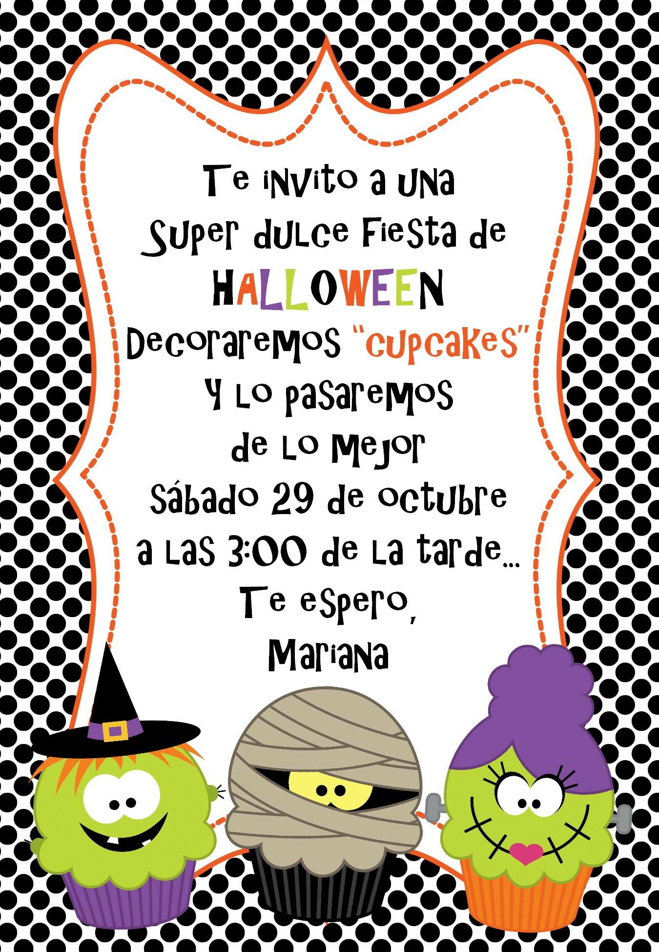 Prepar ndonos para celebrar halloween blog de los nenes - Fiesta halloween infantil ...