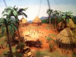 Maqueta de Tainos- Museo de Historia de Caguas