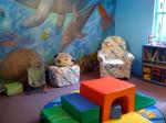 Foto área de niños menores de 3 años