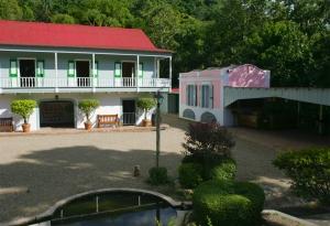 Foto de la Hacienda Buena Vista, Fideicomiso de Conservación de Puerto Rico