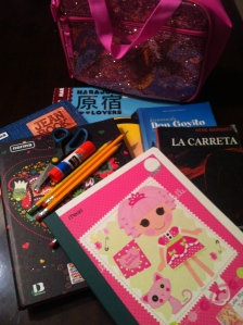 Materiales back-to-school