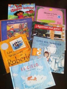 Libros que tenemos en casa