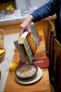 Cereal Cheerios, General Mills